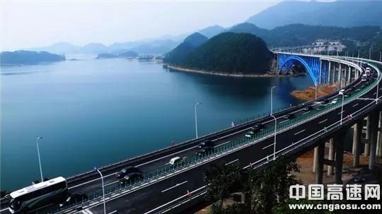首批中国最美景观高速路・桥名单新鲜出炉