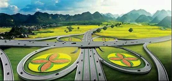 美丽高速行・第二届中国最美景观高速路桥体验活动启动